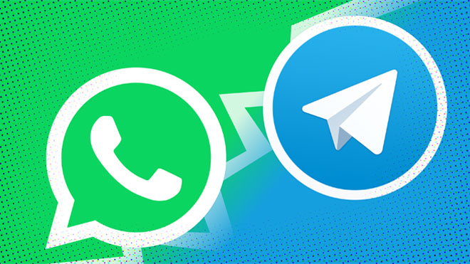 Whatsapp-ve-Telegram