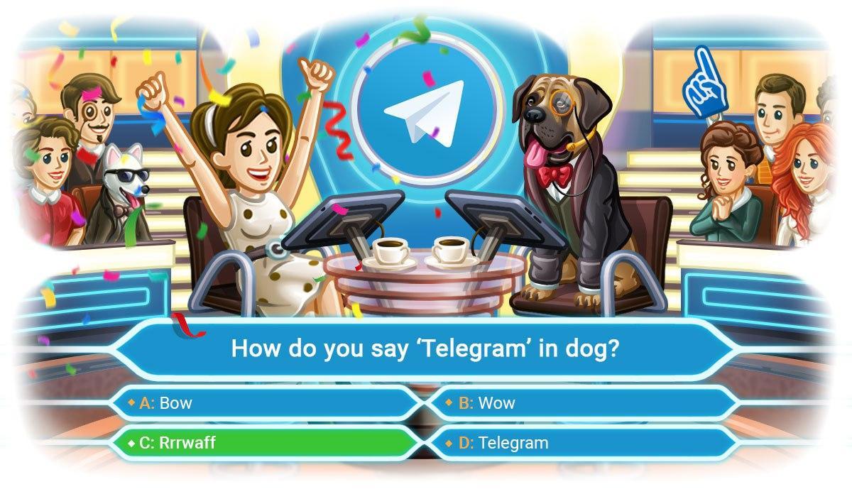 Telegram Anket nasıl yapılır?