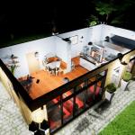 3D Restaurant Design nasıl yapılır?