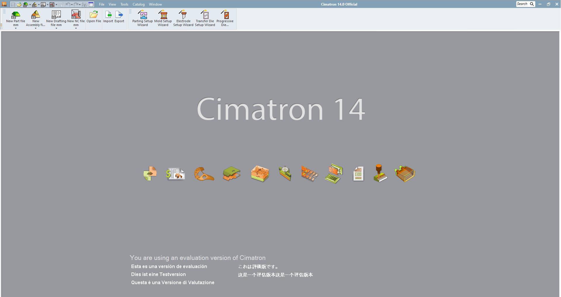 Cimatron E14 nasıl kurulur?